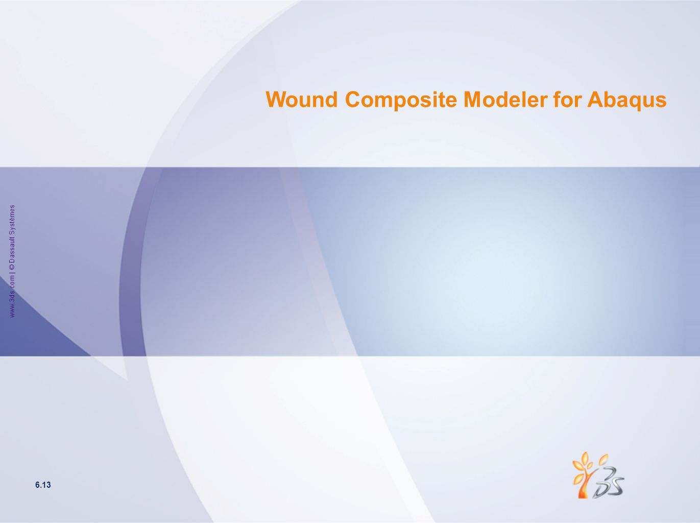 Wound Composite Modeler for Abaqus
