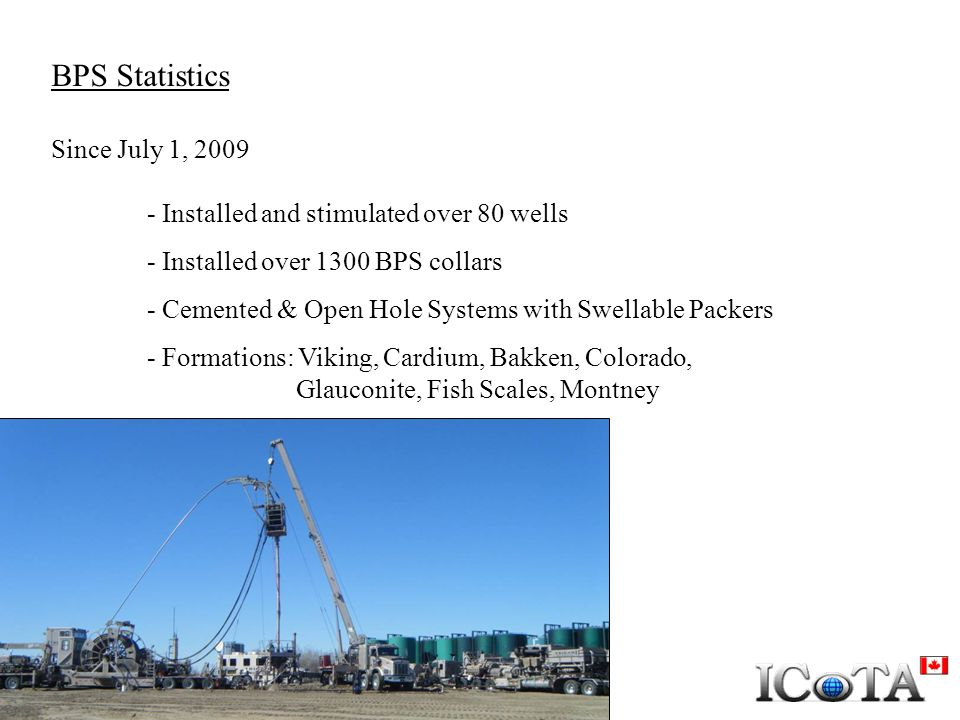 BPS Statistics Since July 1, 2009