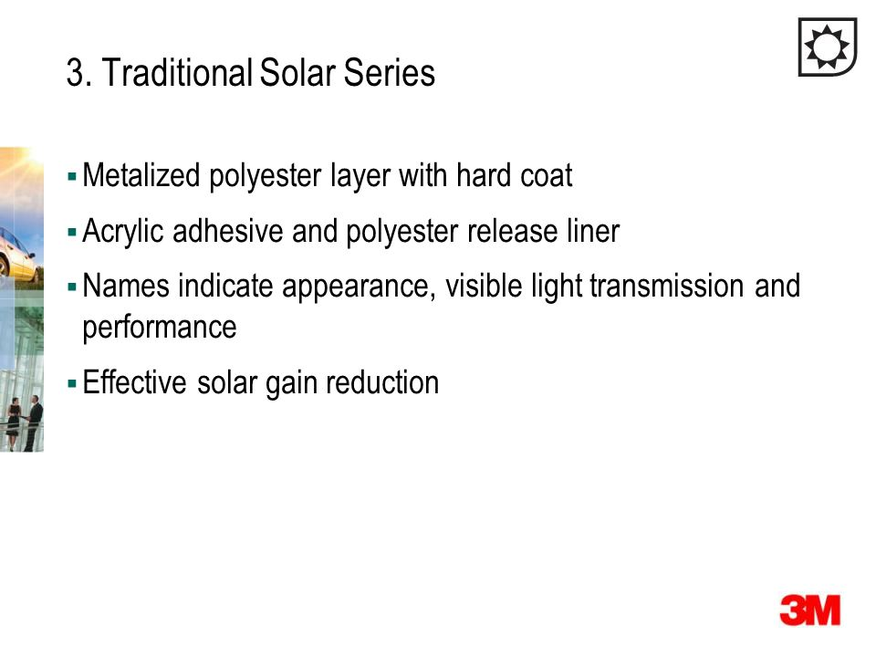 3. Traditional Solar Series