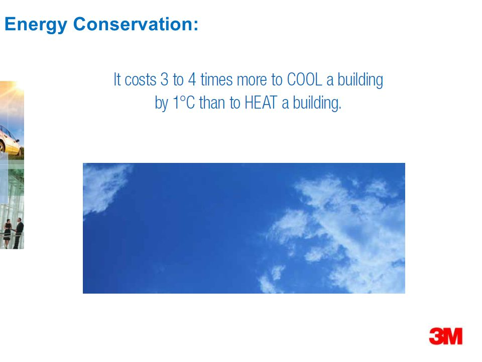 Energy Conservation: