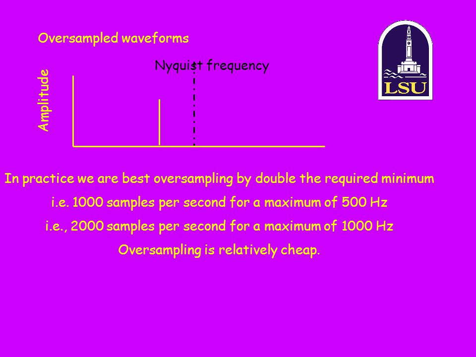 Fourier Theory in Seismic Processing - ppt download