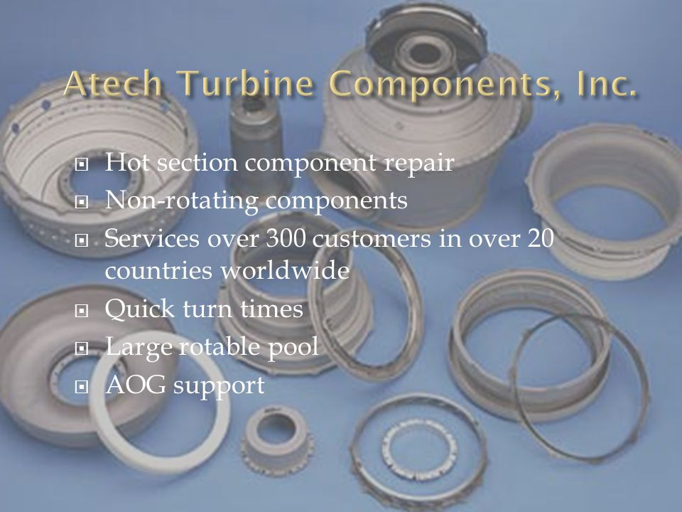 Atech Turbine Components, Inc.