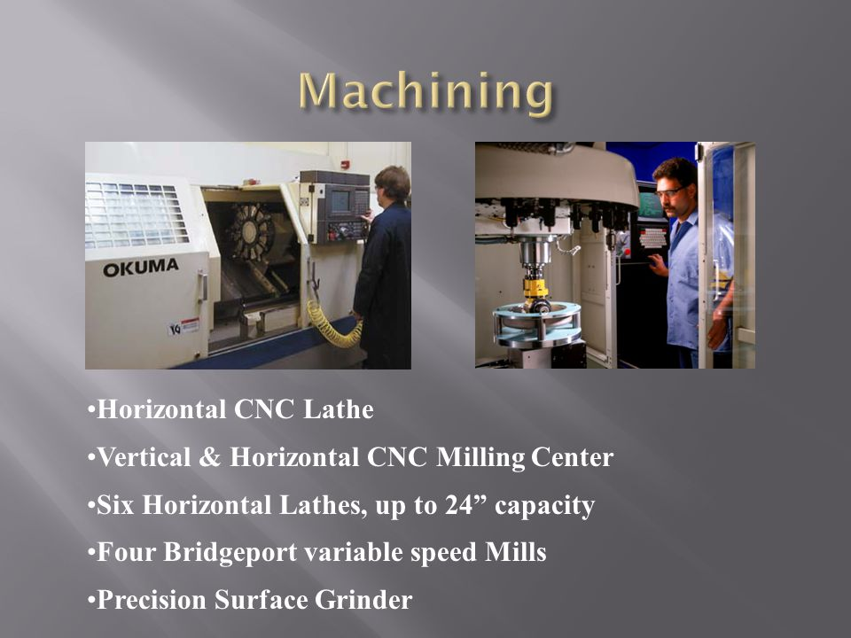 Machining Horizontal CNC Lathe