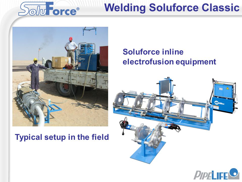 Welding Soluforce Classic