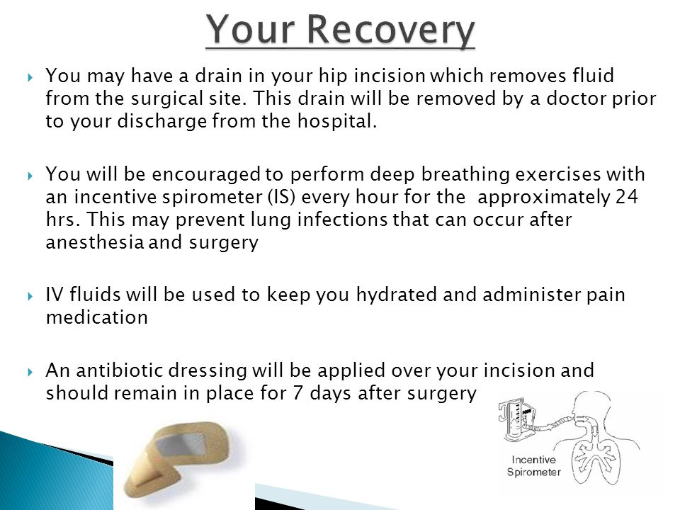 Your Recovery
