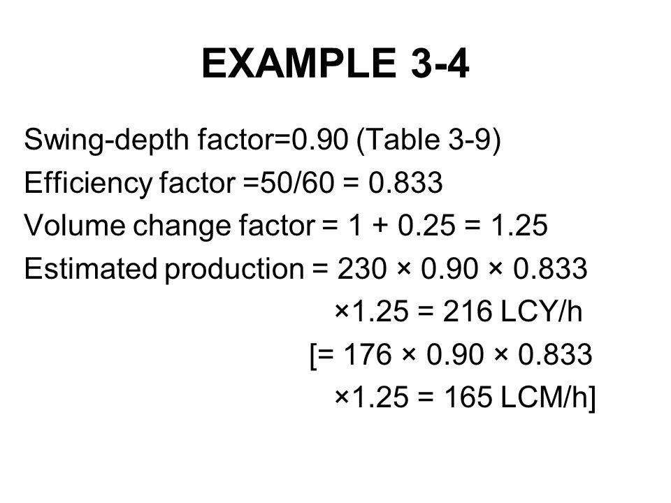 EXAMPLE 3-4