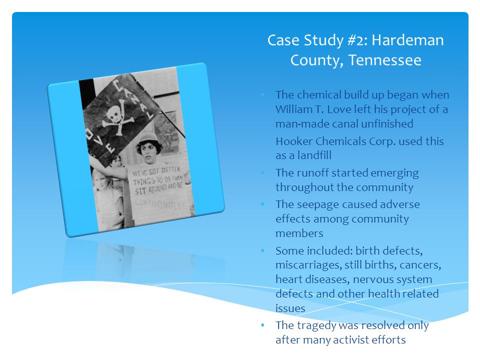 Case Study #2: Hardeman County, Tennessee