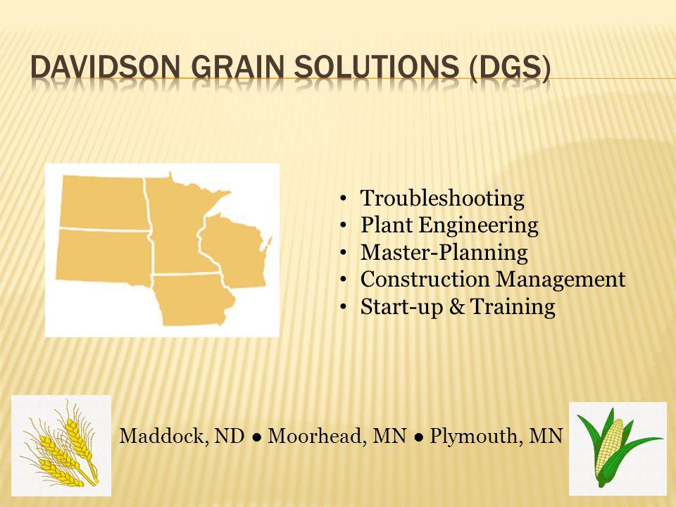 Davidson grain solutions (dgs)