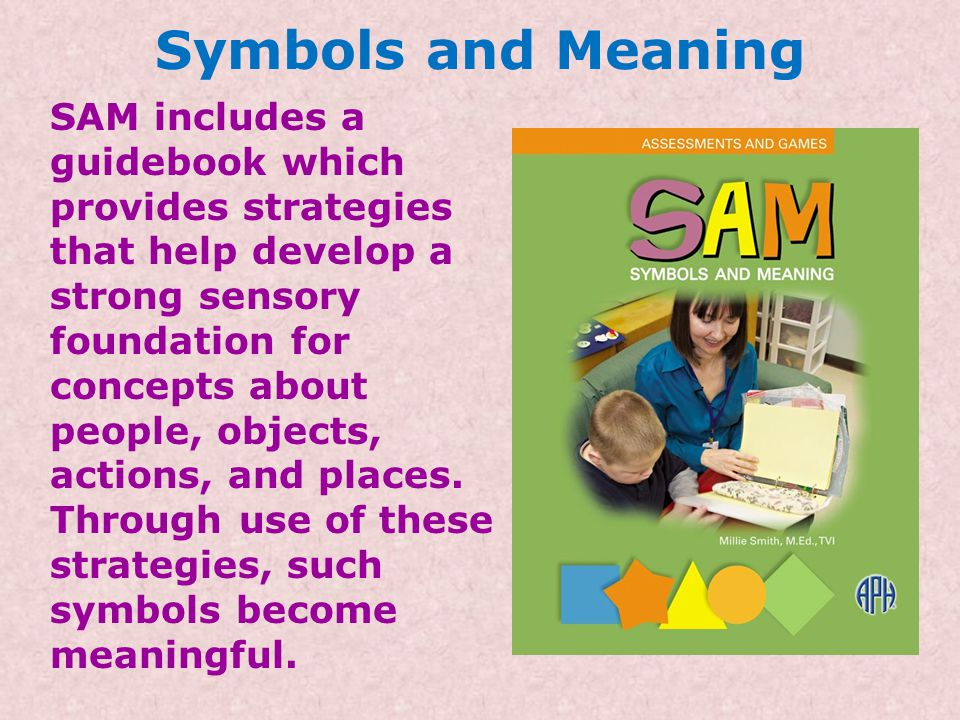 Symbols and Meaning