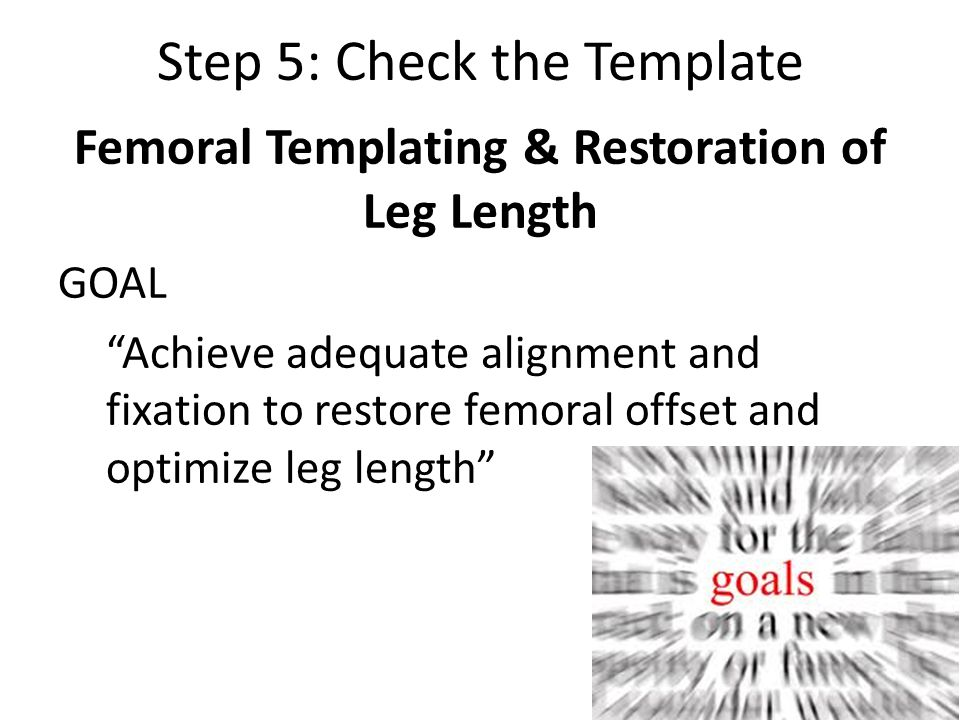 Step 5: Check the Template