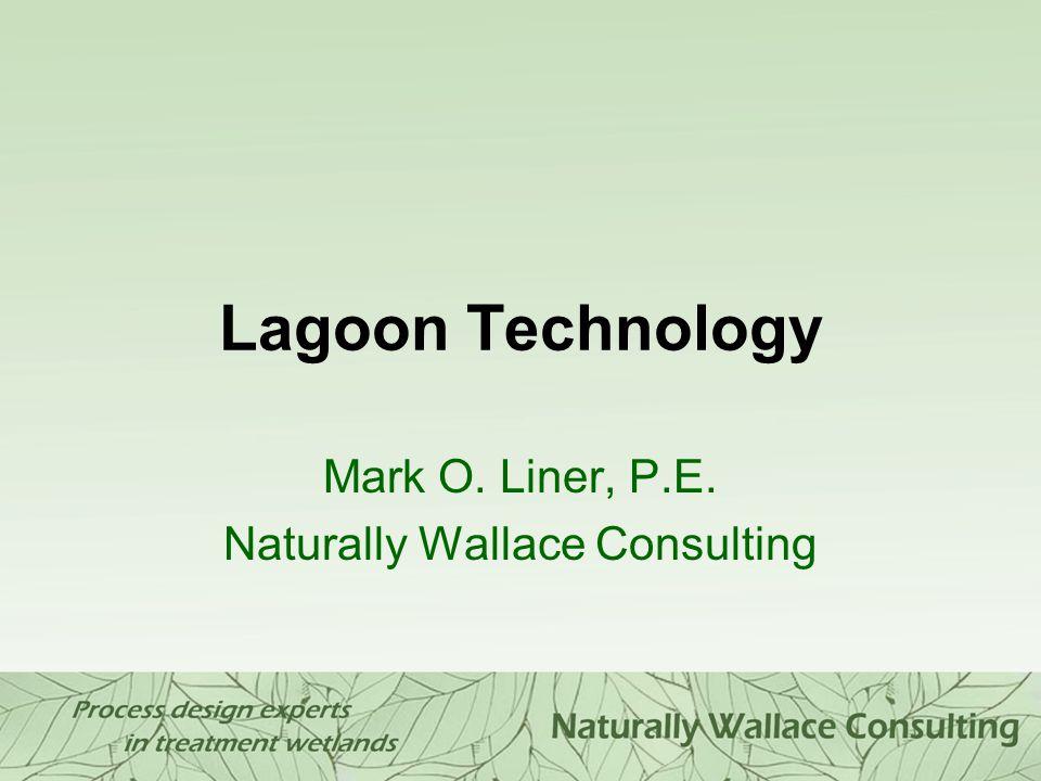 Mark O. Liner, P.E. Naturally Wallace Consulting