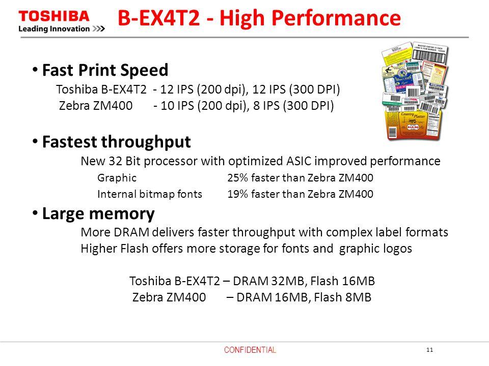 B-EX4T2 - High Performance