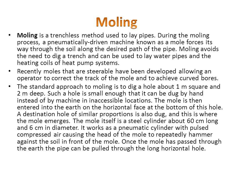 Moling