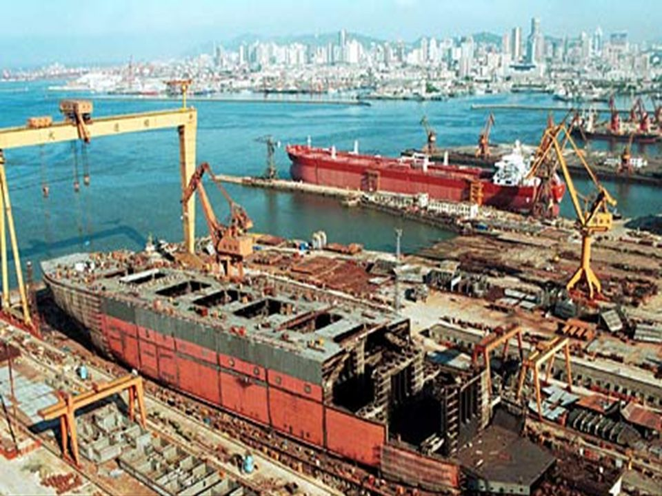 Dalian's Harbour