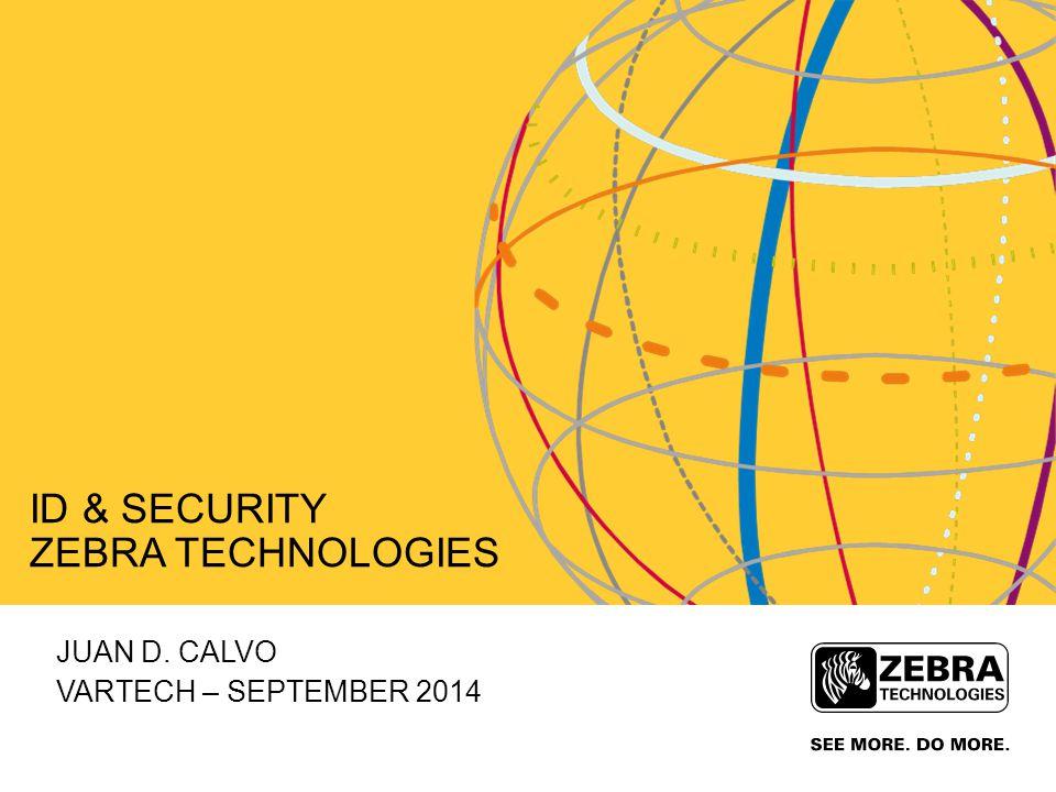 ID & Security Zebra technologies