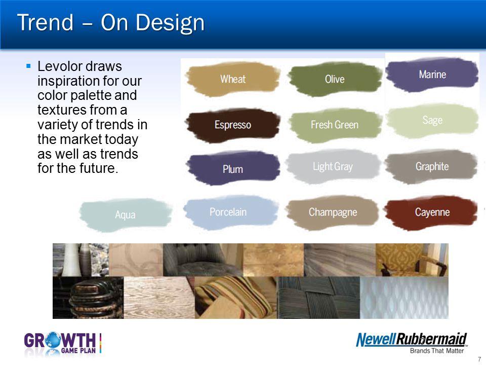 Trend – On Design