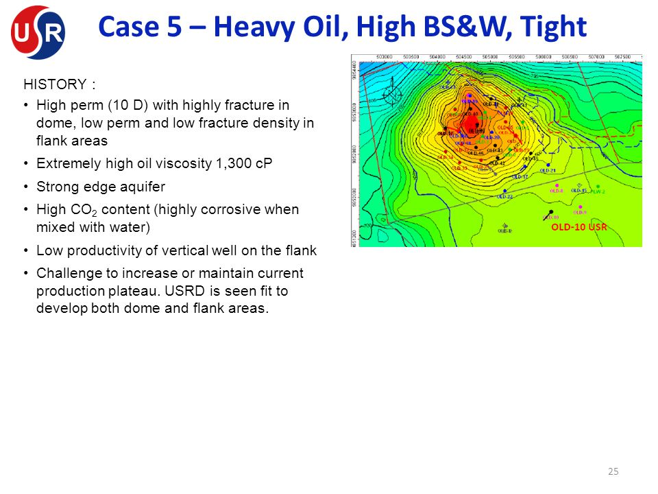 Case 5 – Heavy Oil, High BS&W, Tight