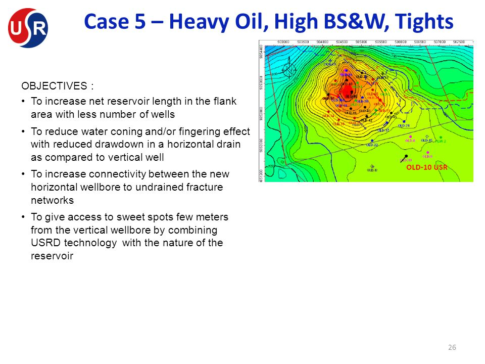 Case 5 – Heavy Oil, High BS&W, Tights