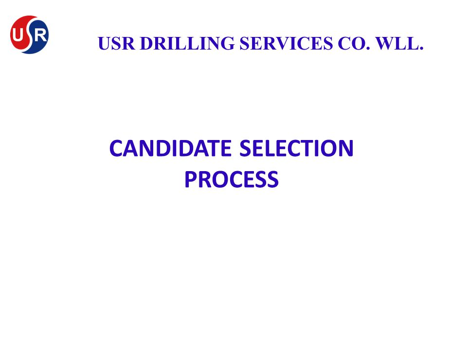 USR DRILLING SERVICES CO. WLL.