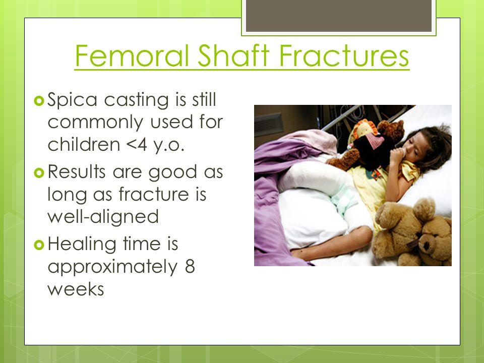 Femoral Shaft Fractures