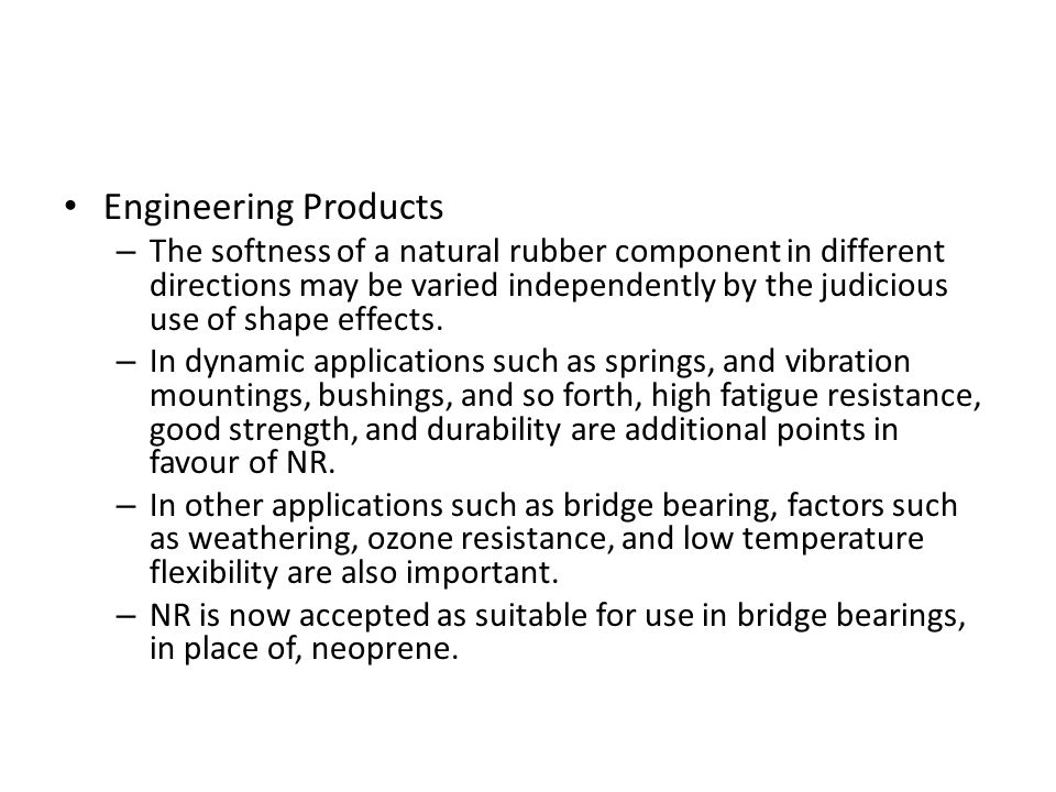 Engineering Products