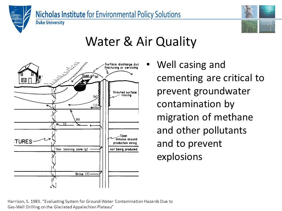 Water & Air Quality