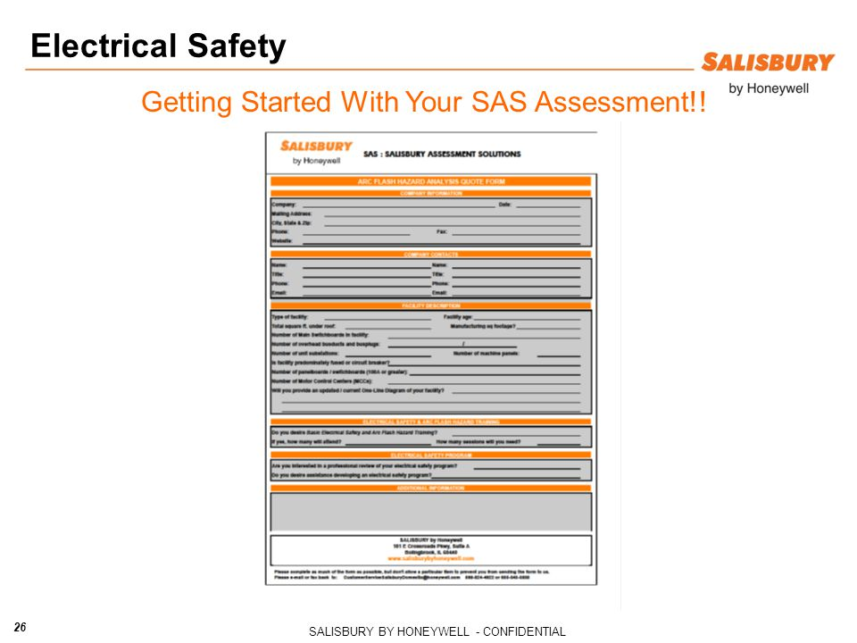 Getting Started With Your SAS Assessment!!