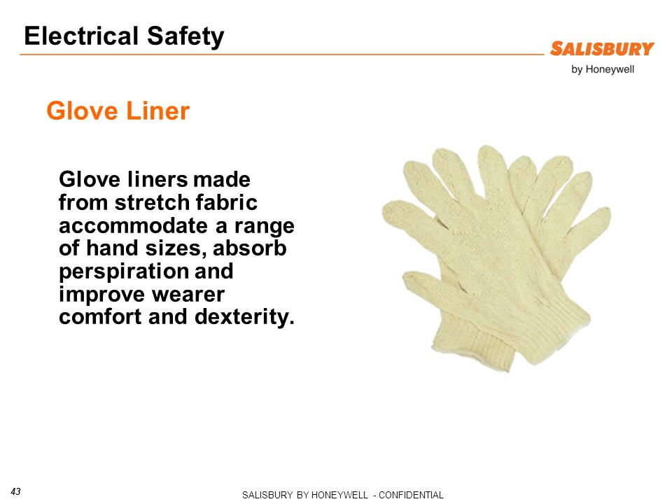 Electrical Safety Glove Liner