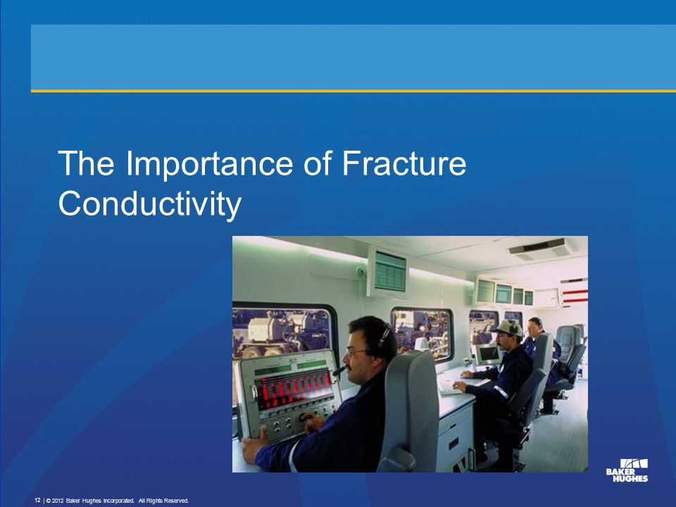 The Importance of Fracture Conductivity