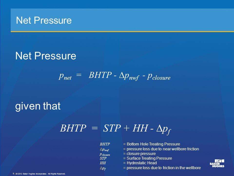 pnet = BHTP - Dpnwf - pclosure