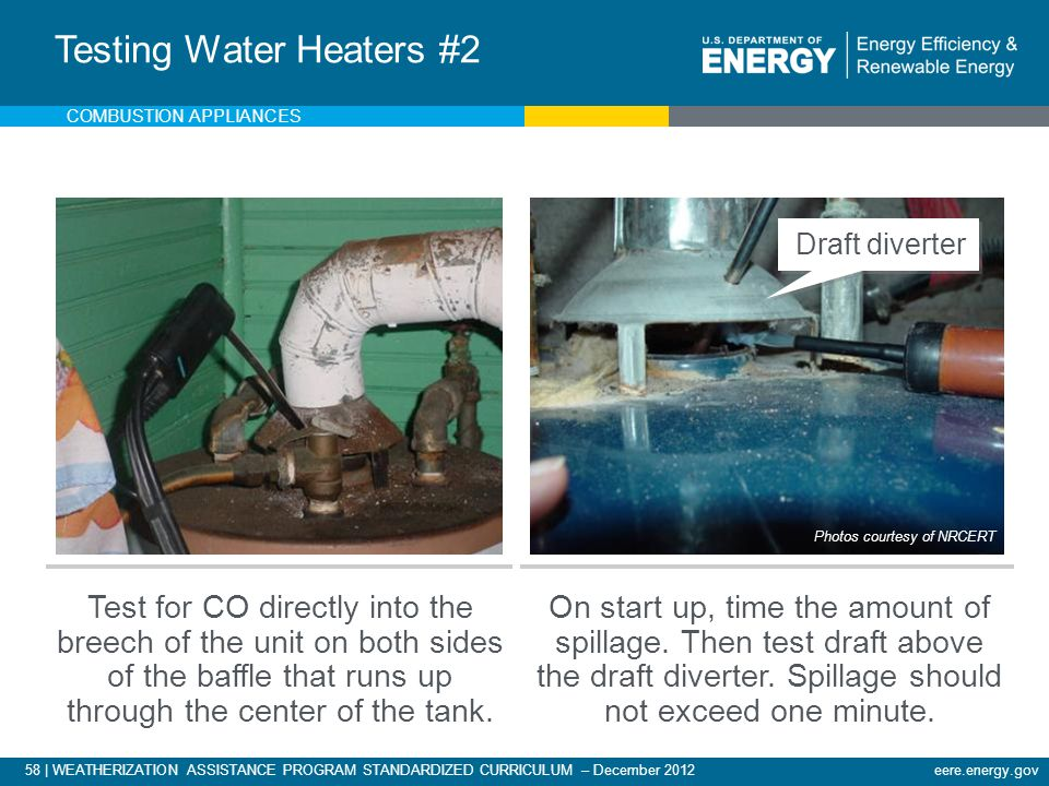 Testing Water Heaters #2