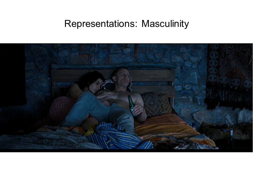 Representations: Masculinity