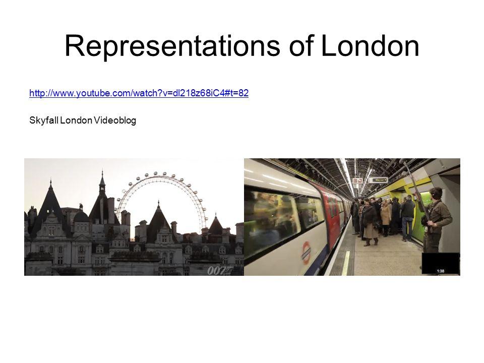 Representations of London