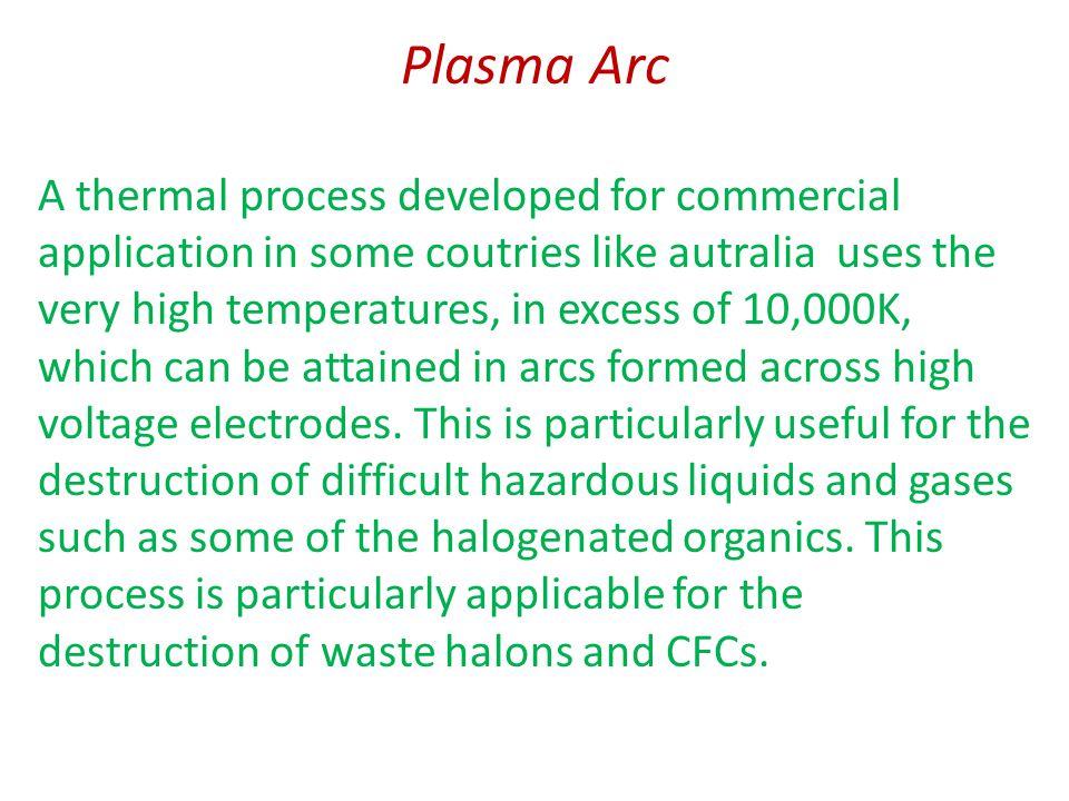 Plasma Arc