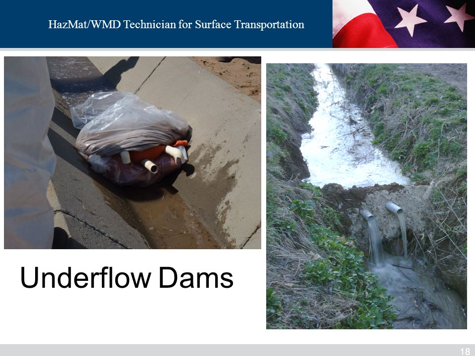 Underflow Dams