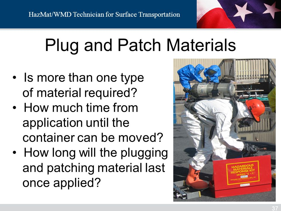 Plug and Patch Materials