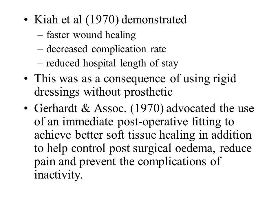 Kiah et al (1970) demonstrated