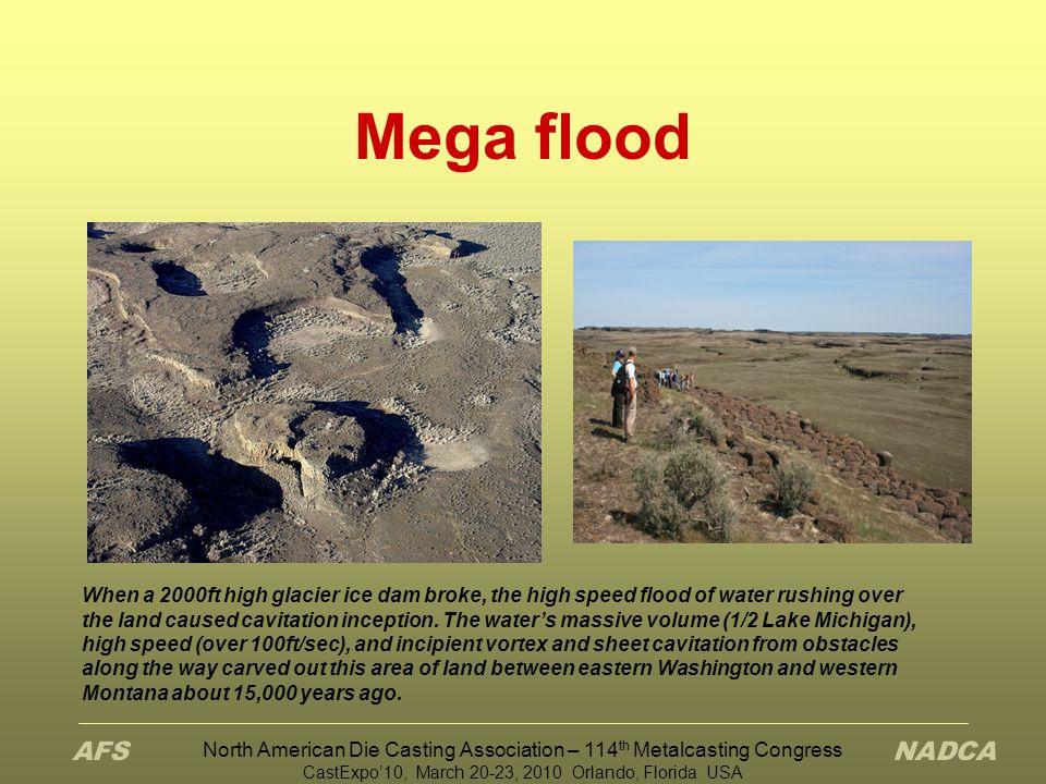 Mega flood
