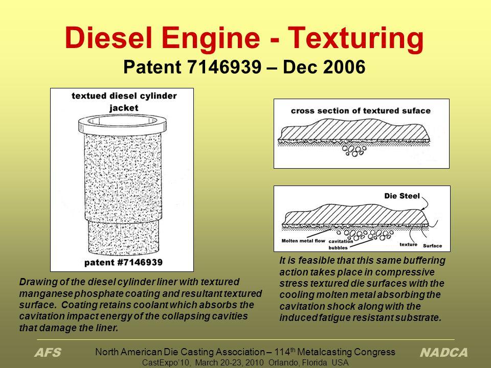 Diesel Engine - Texturing