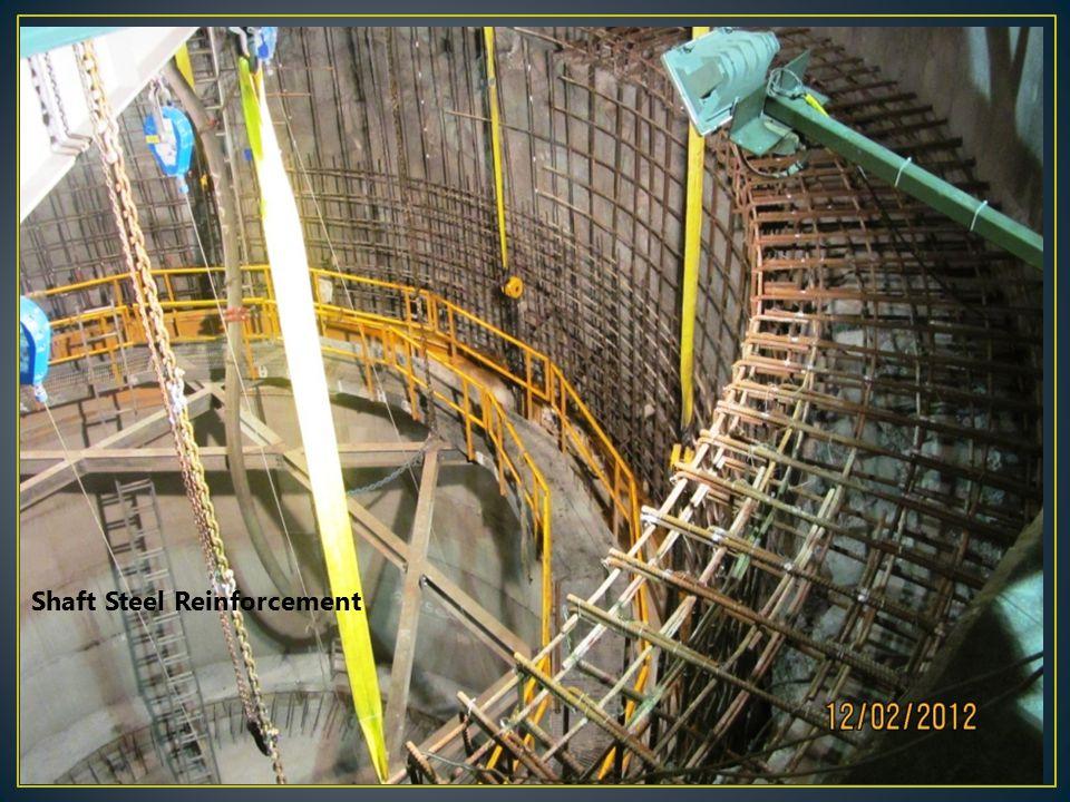 Shaft Steel Reinforcement