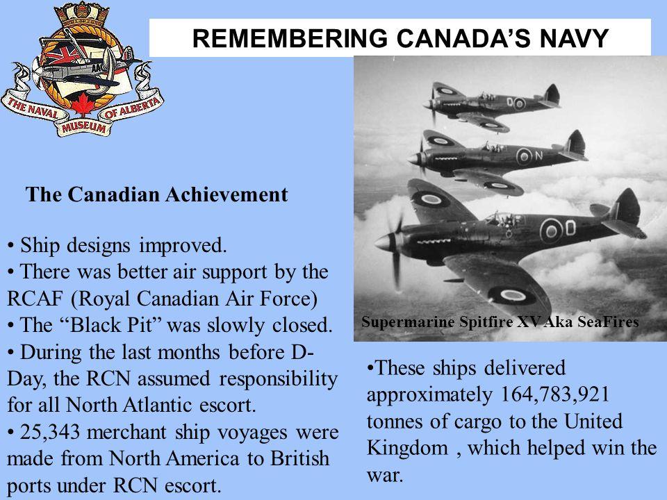 The Canadian Achievement