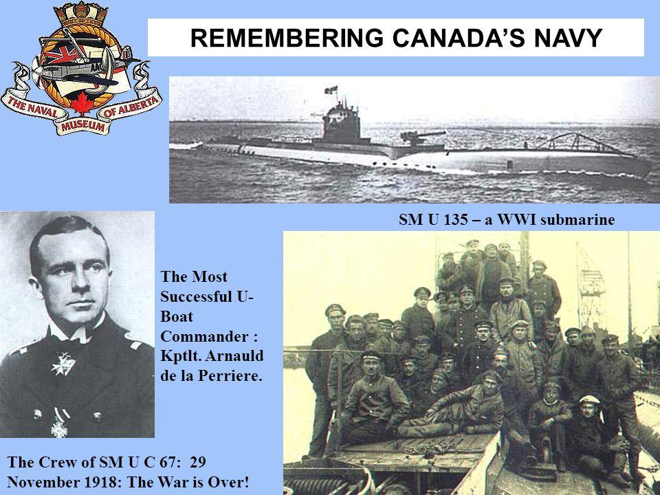 The Most Successful U-Boat Commander : Kptlt. Arnauld de la Perriere.