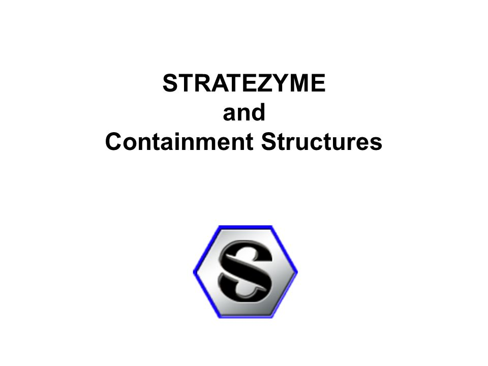 Containment Structures