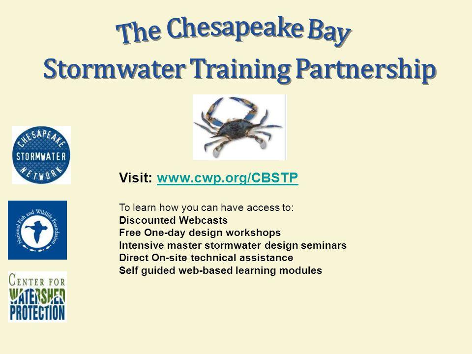Stormwater Training Partnership