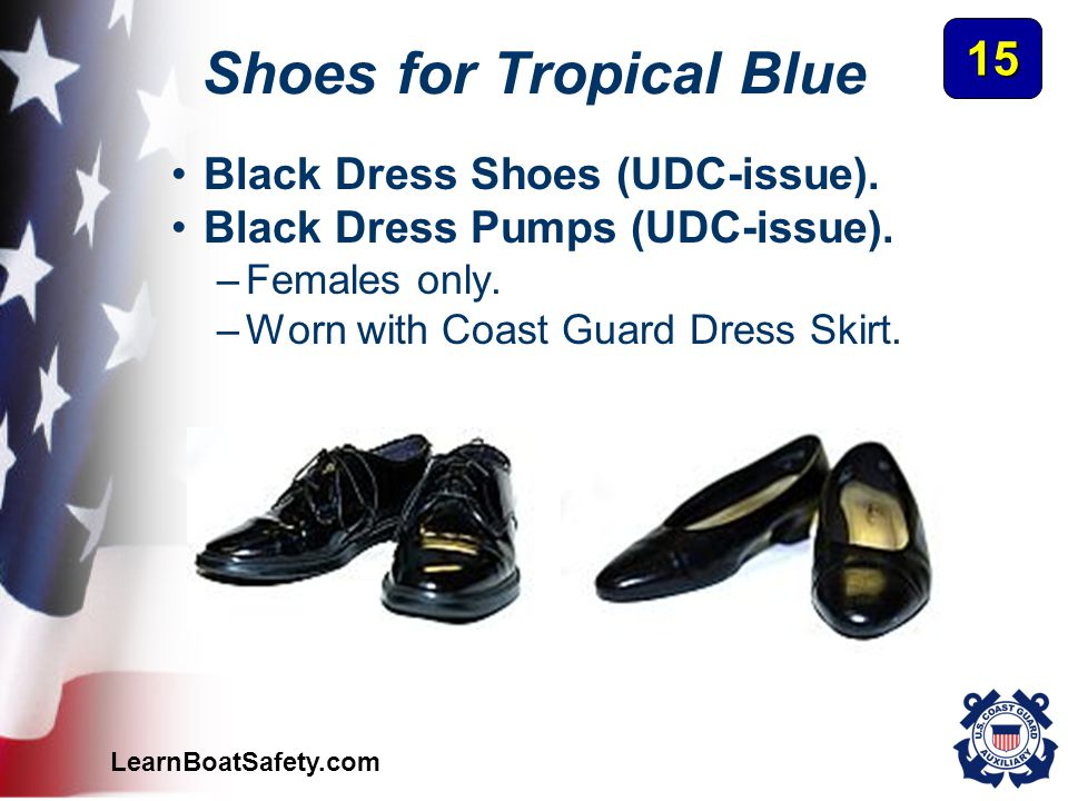 Shoes for Tropical Blue