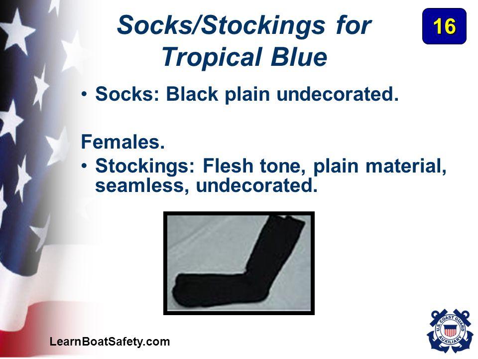 Socks/Stockings for Tropical Blue