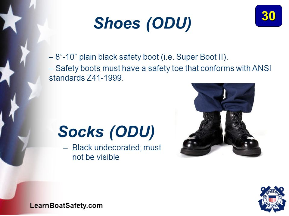 Shoes (ODU) Socks (ODU) 30