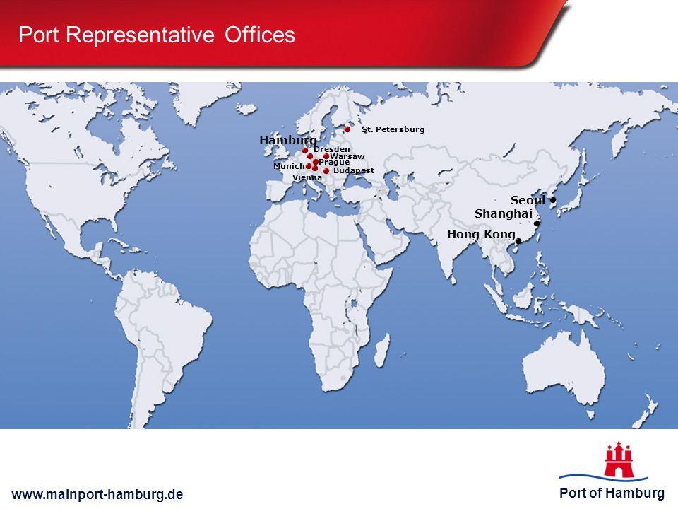 Port Representative Offices