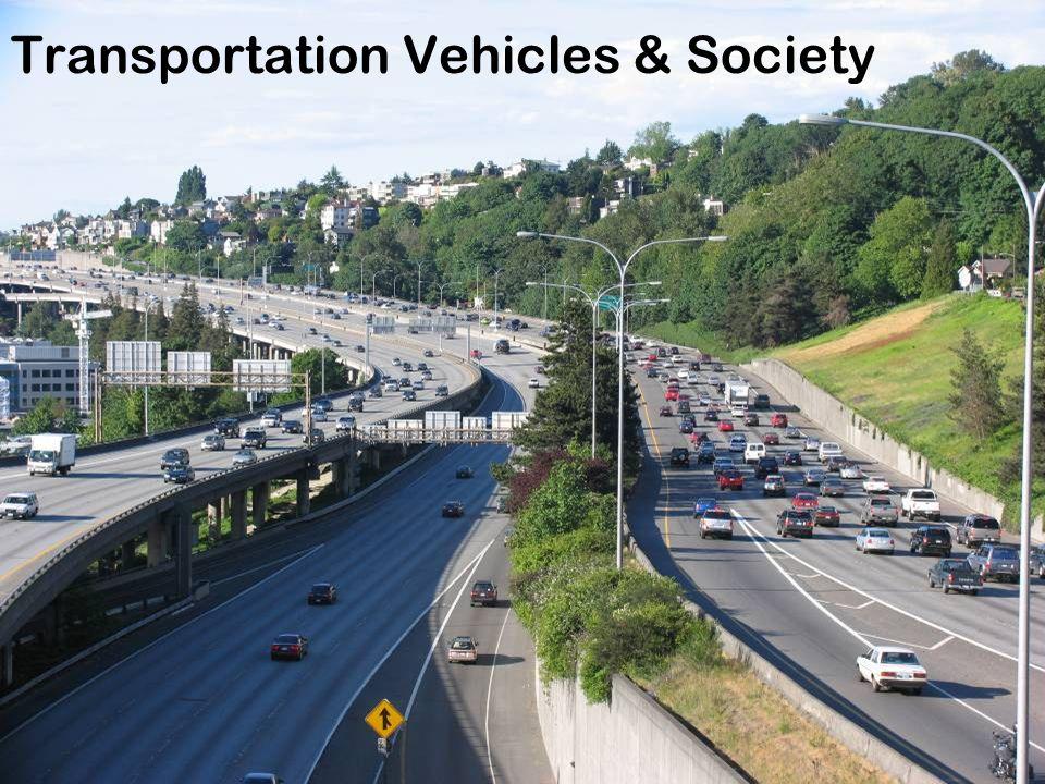 Transportation Vehicles & Society