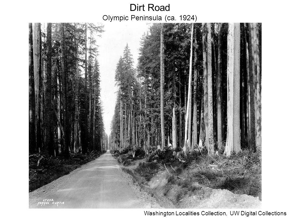 Olympic Peninsula (ca. 1924)
